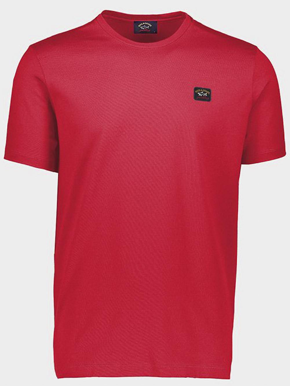 PAUL & SHARK Μπλούζα T-Shirt COP1002-356 ΚΟΡΑΛΙ