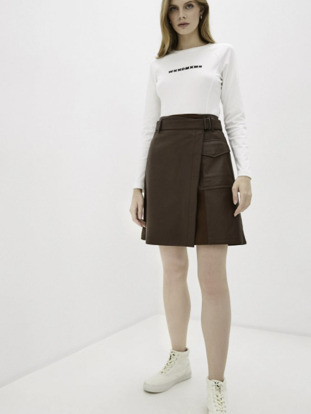 Weekend - MaxMara ΤΟΠ SONG 5946010306 WHITE