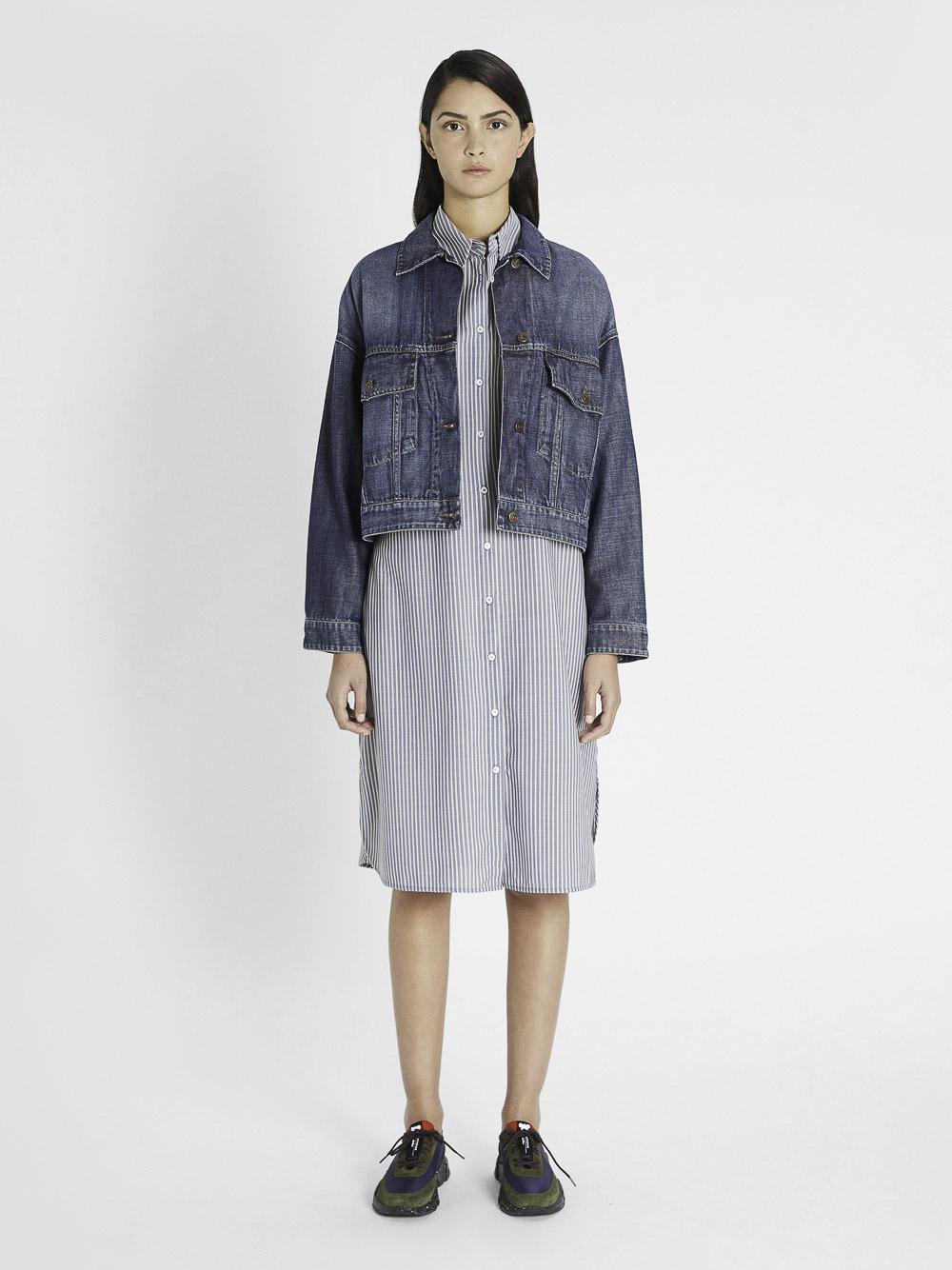 Weekend - MaxMara Φόρεμα ENZA 52210817 BLUE
