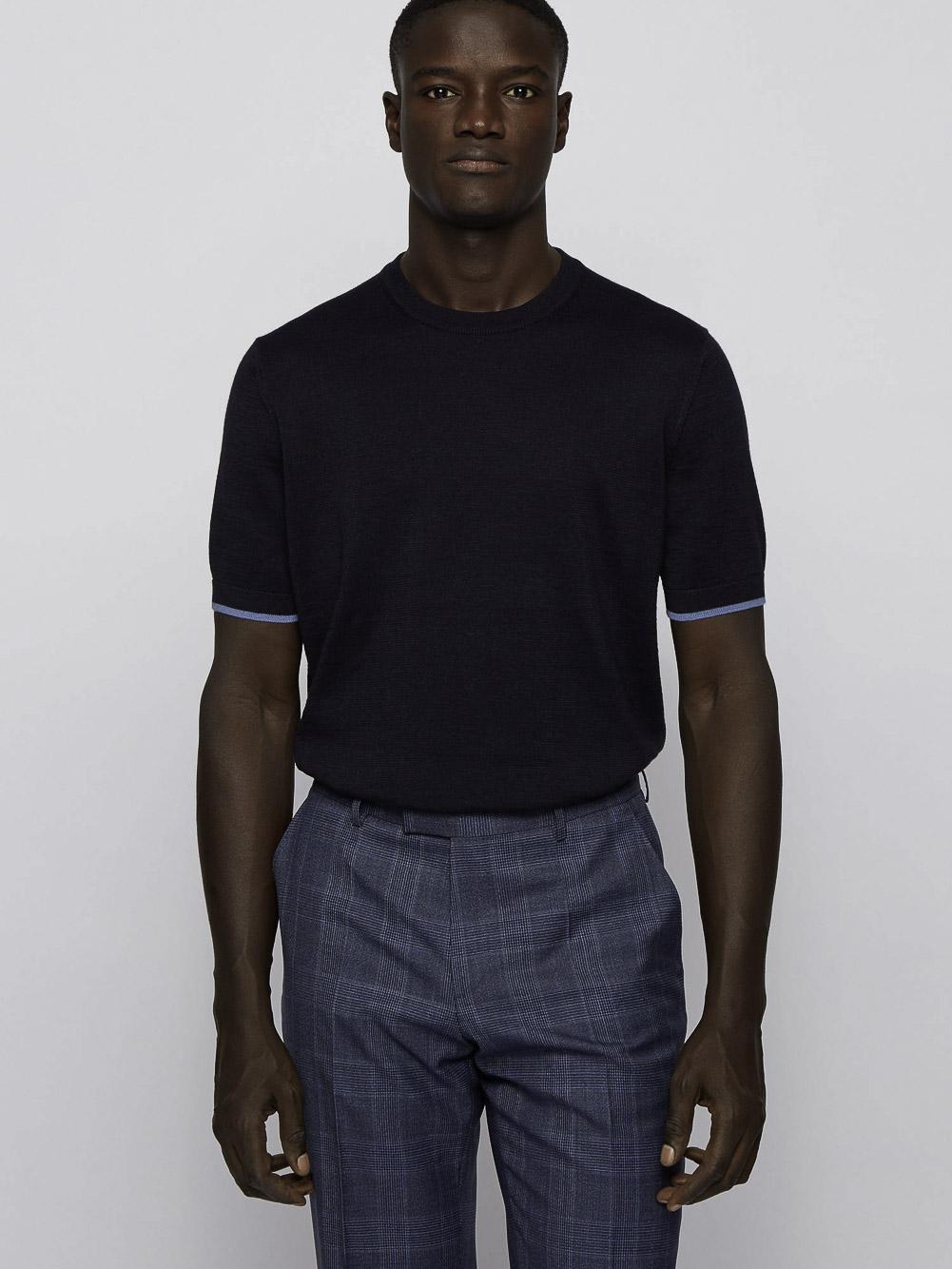 Μπλούζα T-Shirt 50449960-402 ΜΠΛΕ