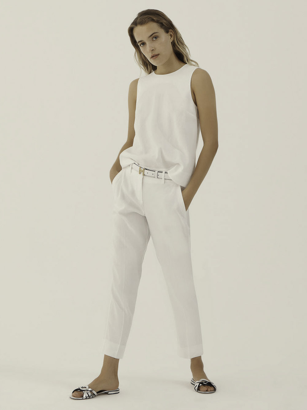 Marella Μπλούα t-shirt GROUP 31610215 WHITE
