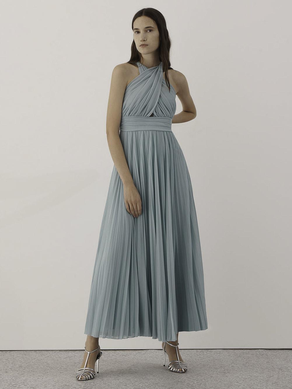 Marella Φόρεμα ERBA 36210112 WATER GREEN