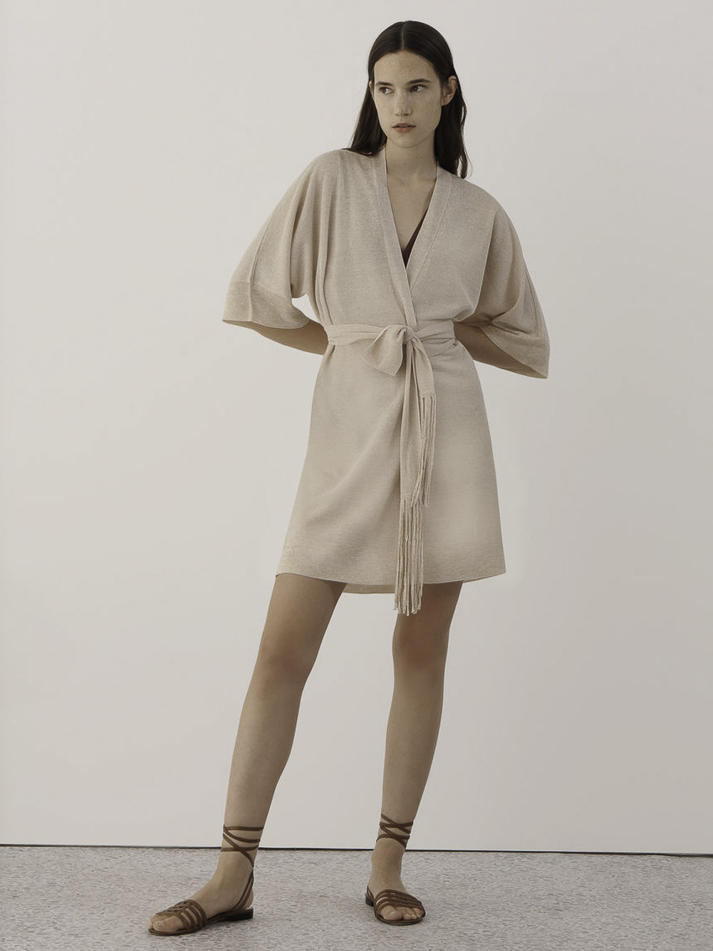 Emme Marella Φόρεμα NUMANCE 33210112 BEIGE