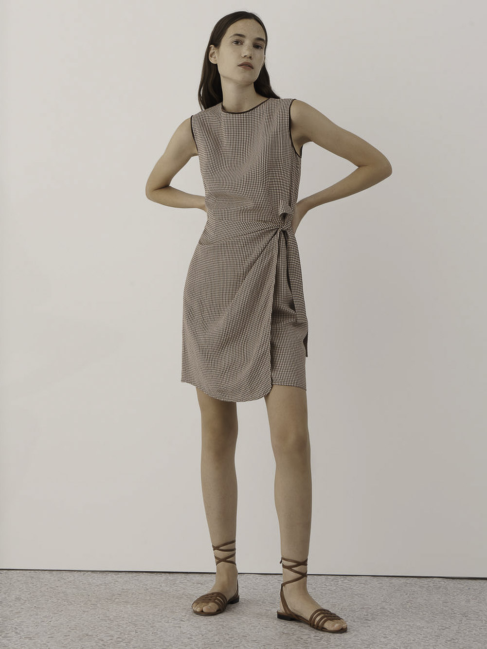 Emme Marella Φόρεμα ROYAL 32211112 BROWN