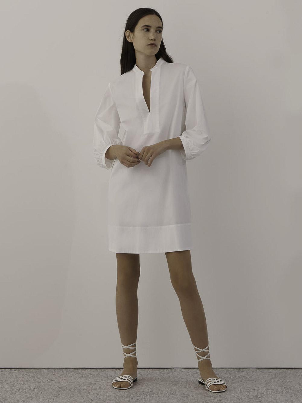 Emme Marella Φόρεμα STUARDA 32212612 WHITE