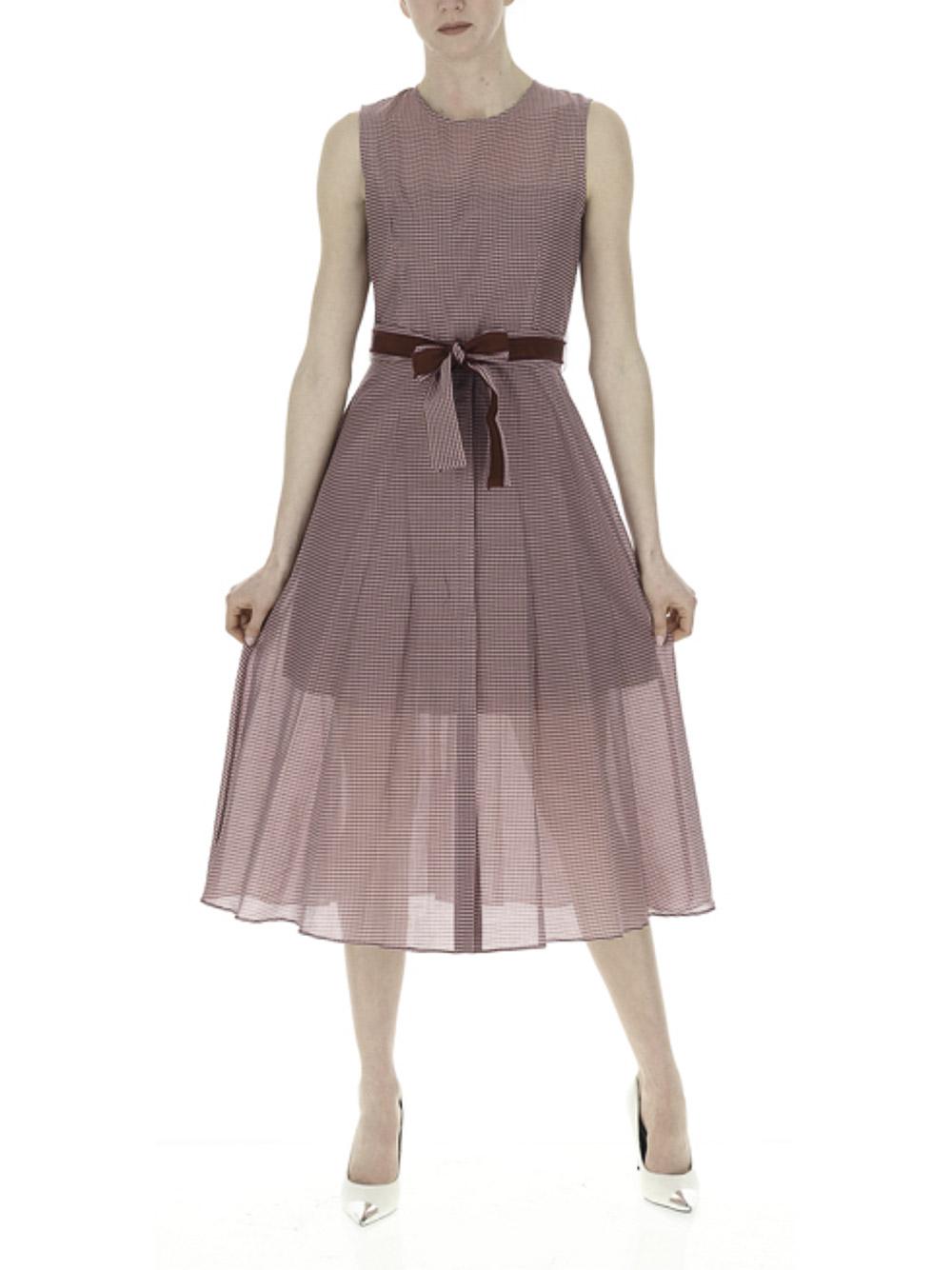Emme Marella Φόρεμα TRIS 32212112 DEEP ROSE