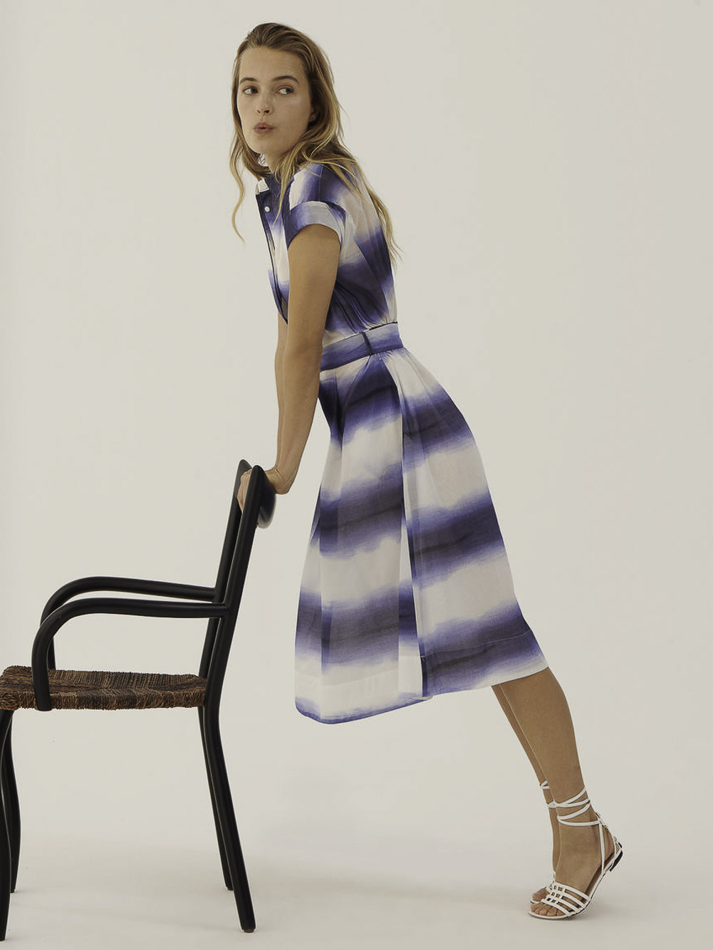 Marella Φόρεμα SOSIA 32211812 DEEP BLUE