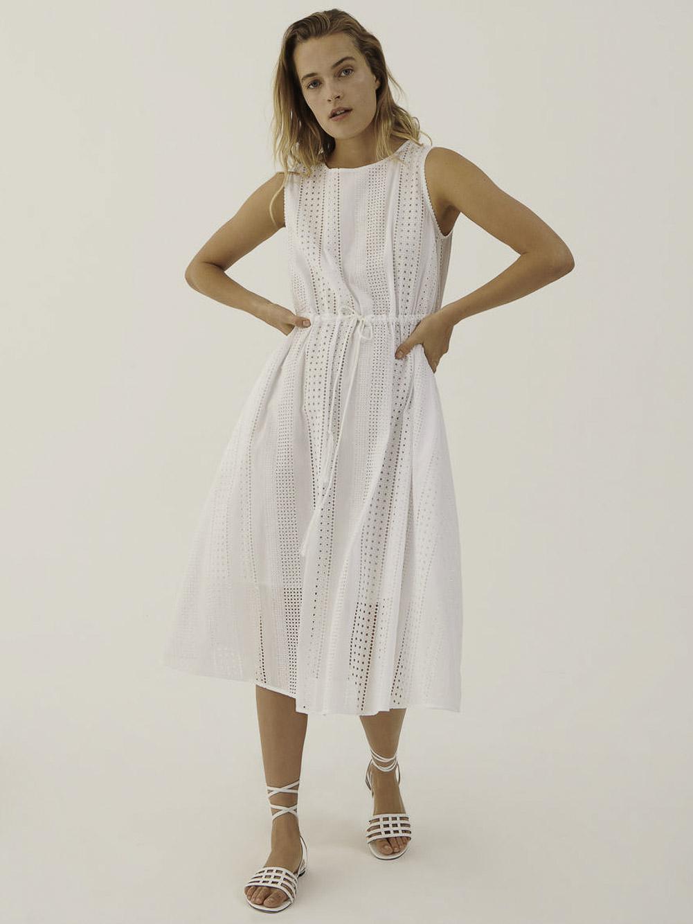 Marella Φόρεμα NEPTUNE 32211612 WHITE