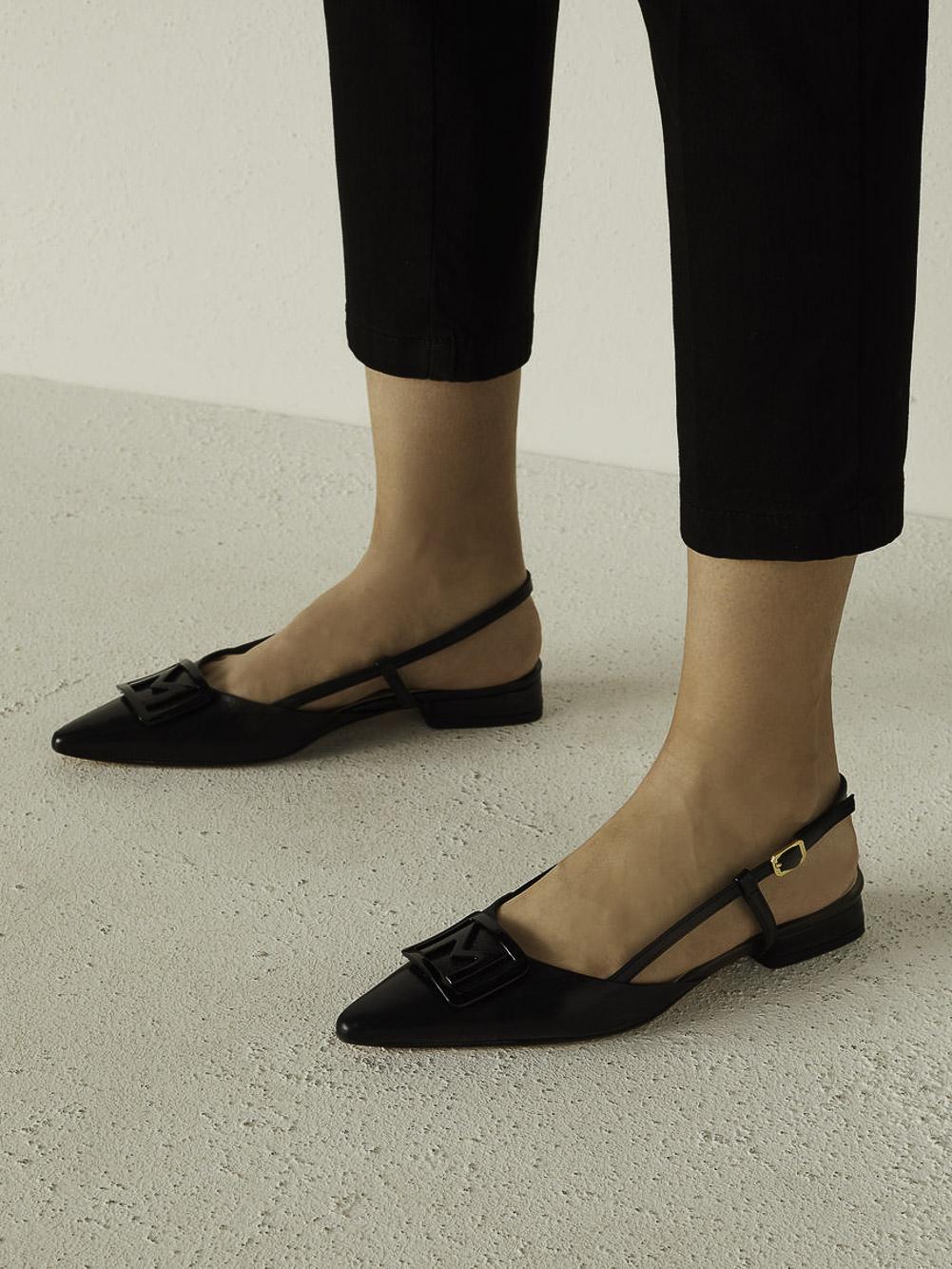 Marella Παπούτσια BOCCA 65210311 BLACK