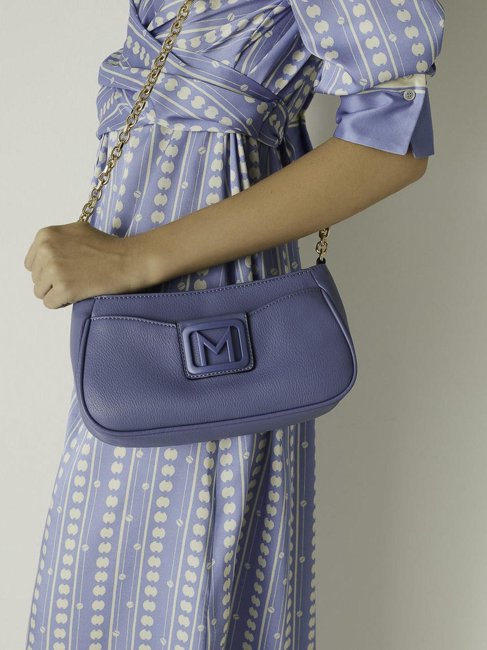 Marella Τσάντα DENNY 65111611 LIGHT BLUE