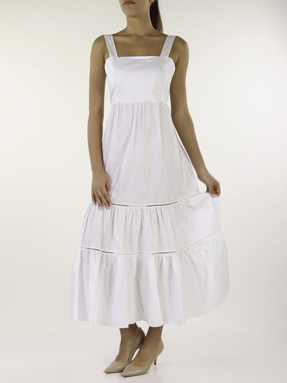 Emme Marella Φόρεμα ATROPOS 52210314 OPTICAL WHITE