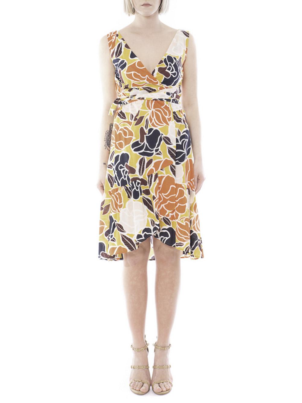 Emme Marella Φόρεμα LOIN 52211514 YELLOW