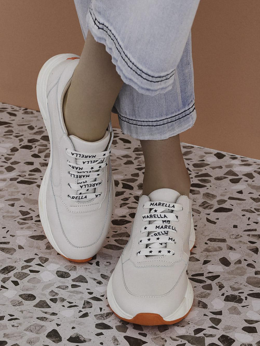 Marella Sneakers VMIDAS 67620211 WHITE