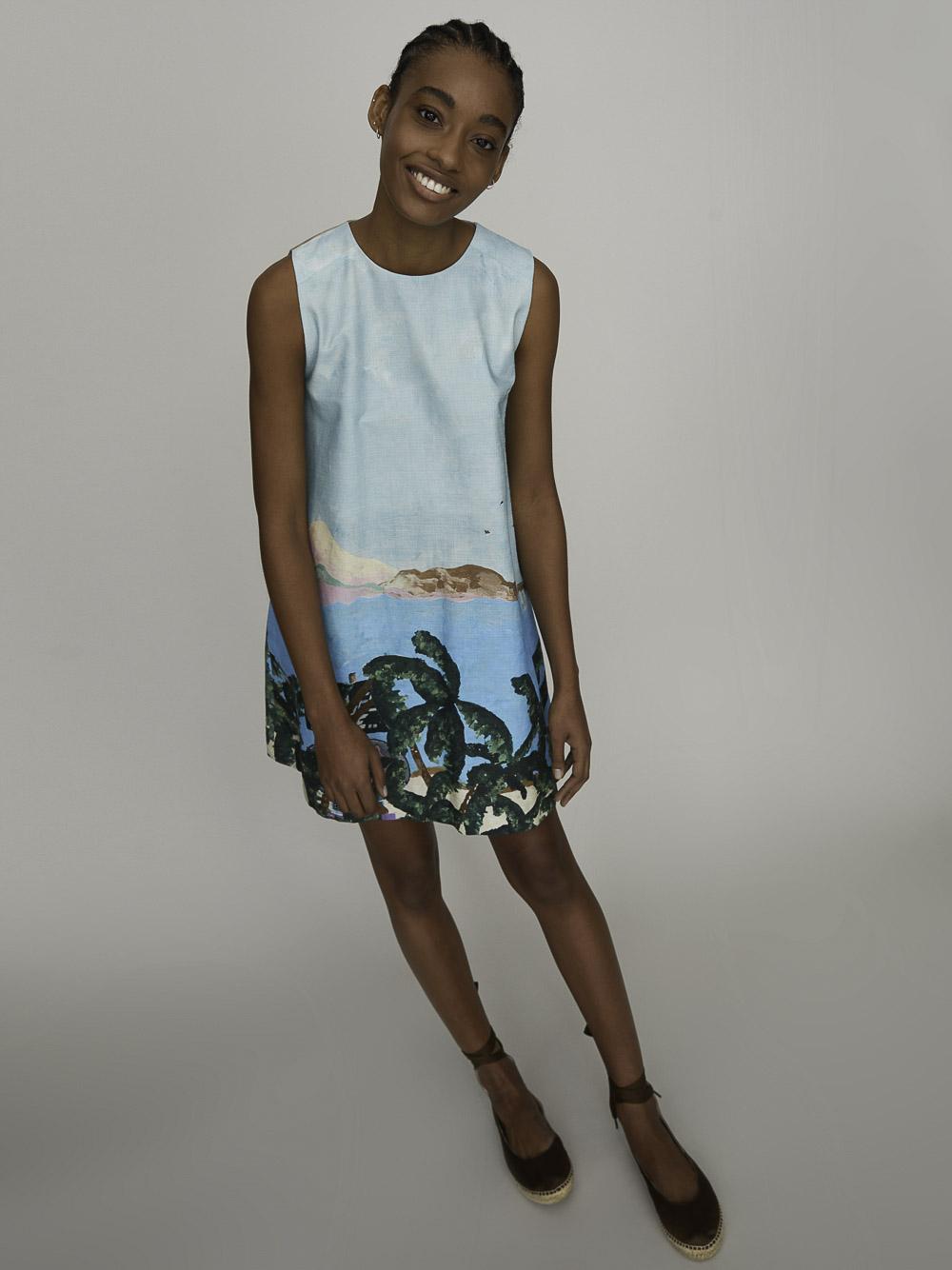 I Blues Φόρεμα RIALTO 72212512 BLUE