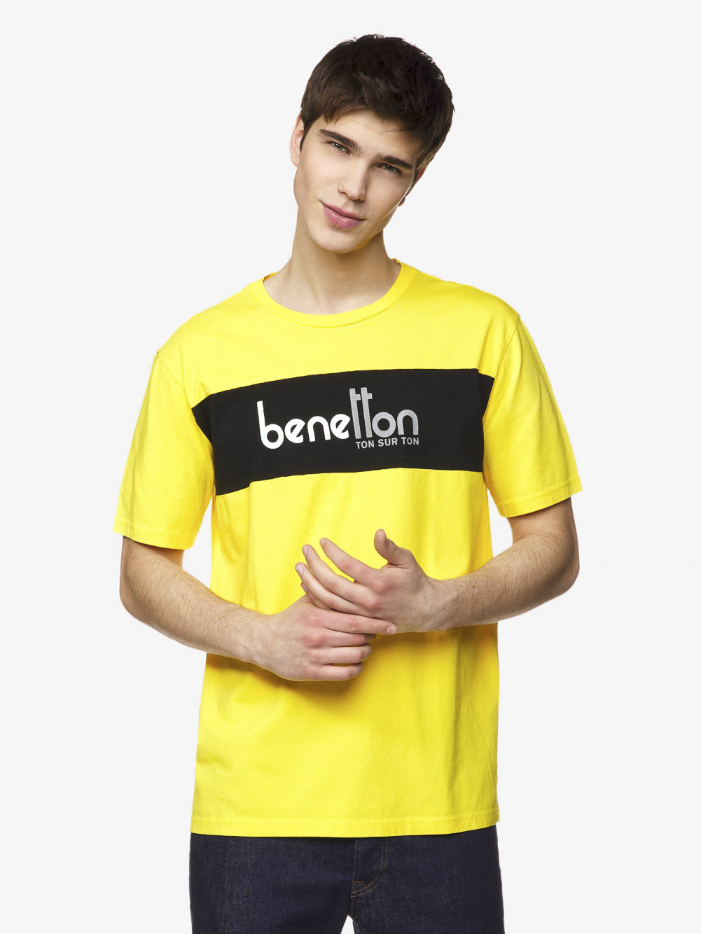 BENETTON ΜΠΛΟΥΖΑ A 3BL0J16D4 20P3N7