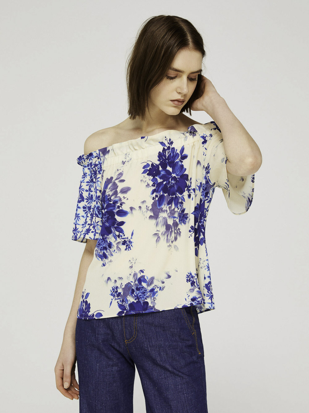 SISLEY Μπλούζα t-shirt 5ACV5QCZ7 20P95M