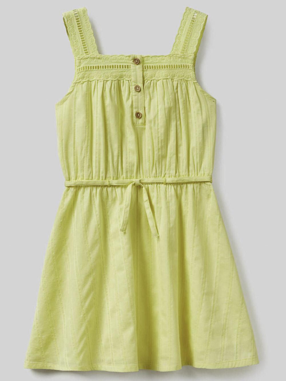 012 BENETTON Φόρεμα 4ZQ75VDQ0 20P05G