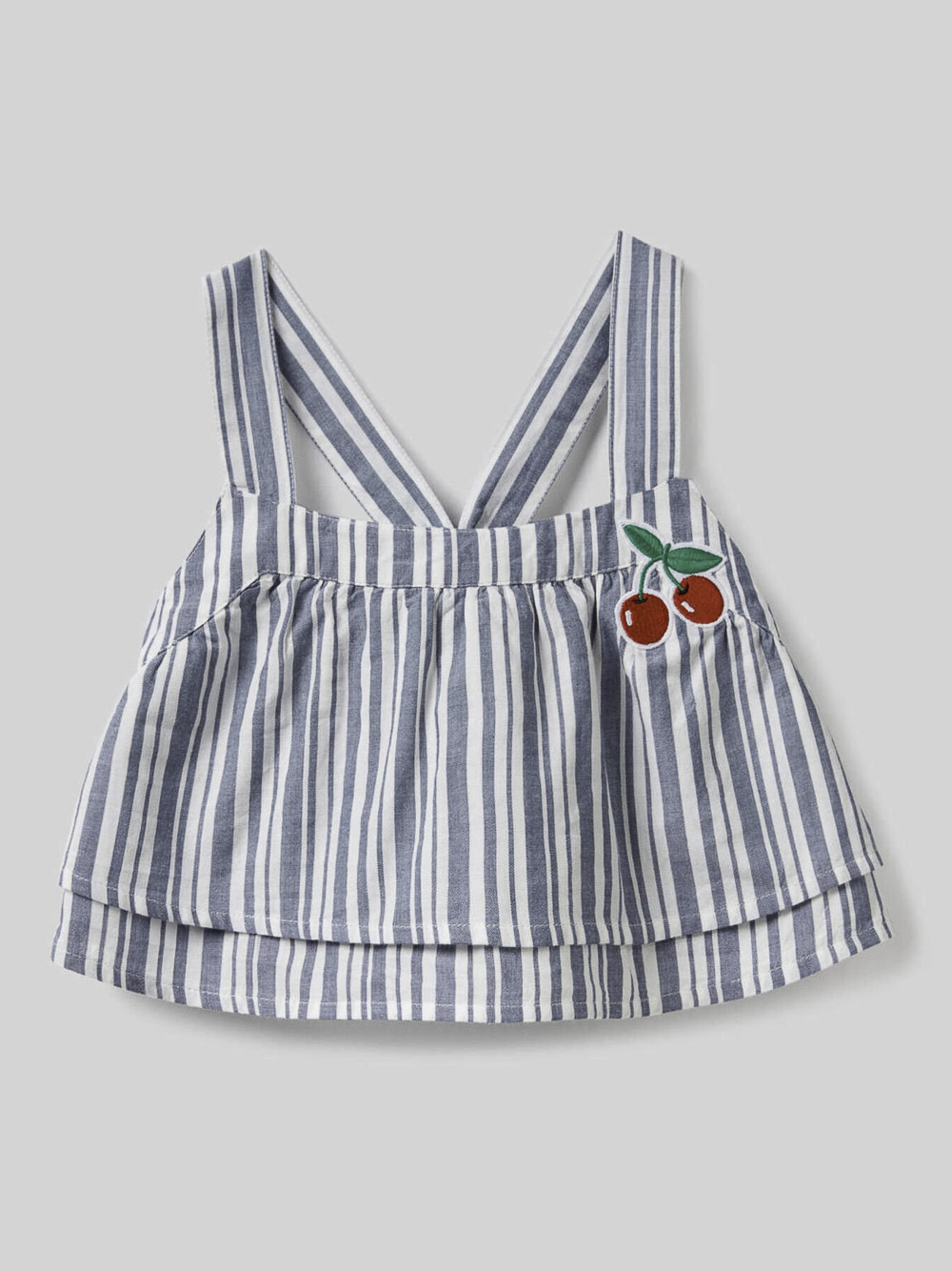 012 BENETTON Μπλούζα t-shirt 5ZW95T1G0 20P901