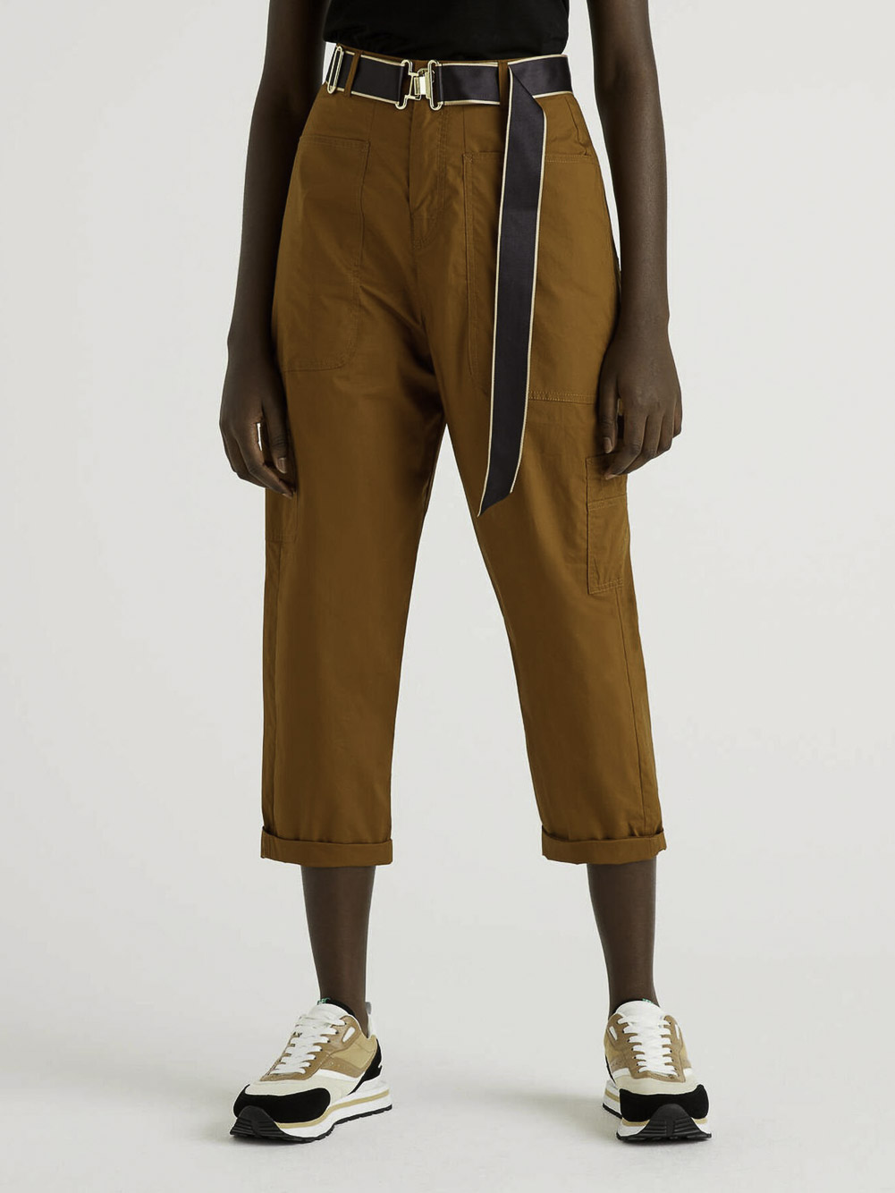 BENETTON Παντελόνι chinos 4AY3559B3 20P30D
