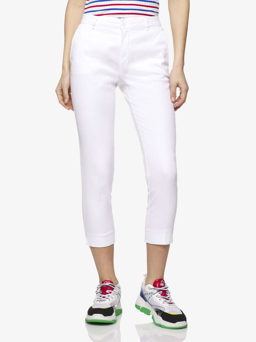 BENETTON Παντελόνι chinos 4CDR558R5 20P101