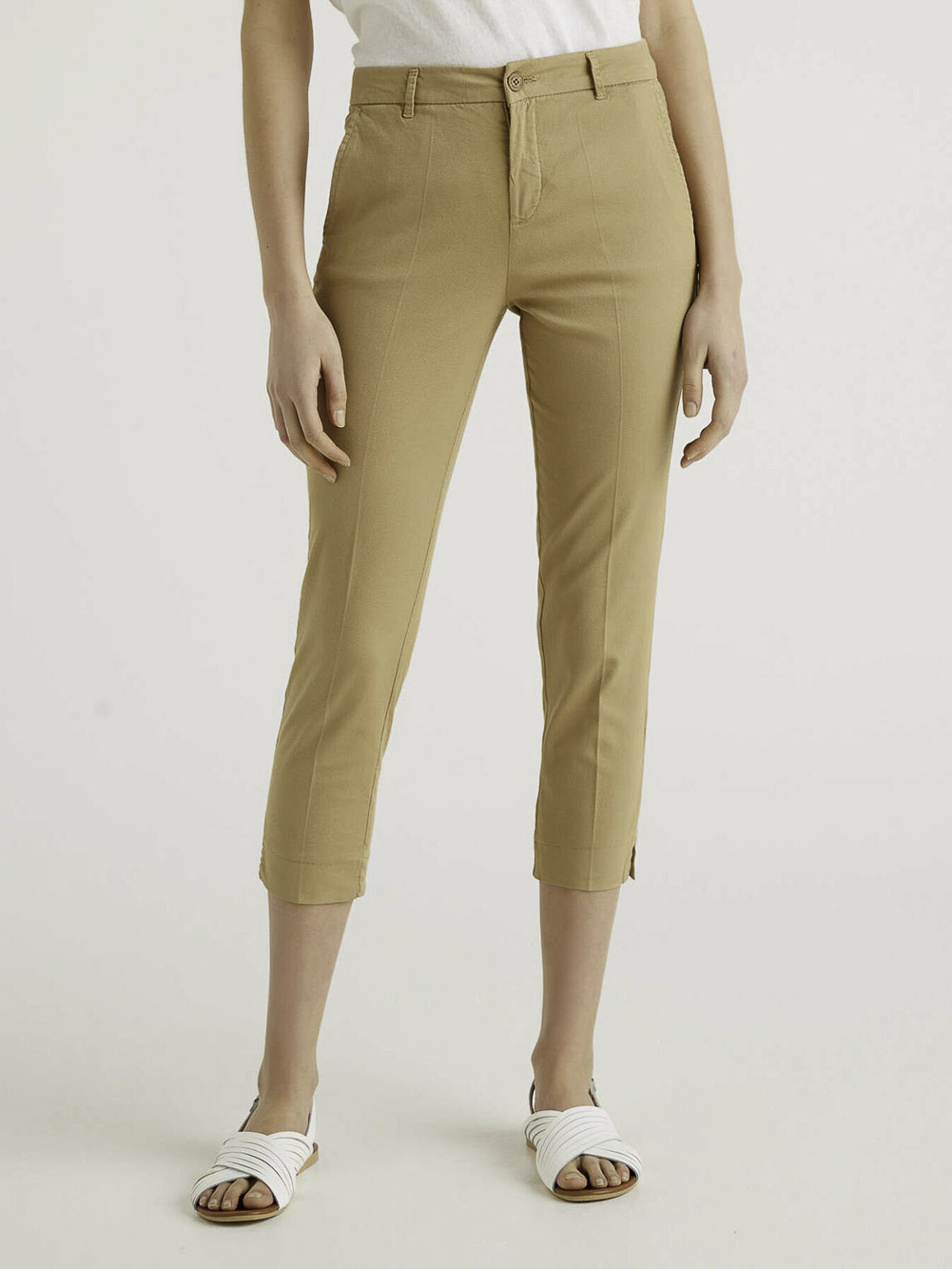 BENETTON Παντελόνι chinos 4CDR558R5 20P193