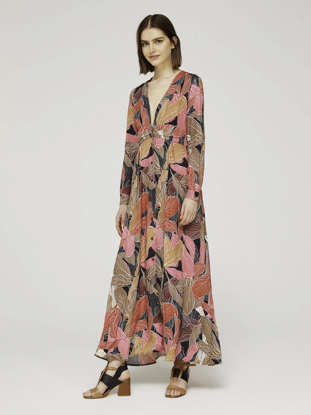 SISLEY Φόρεμα maxi 4ACY5VGD6 20P94L