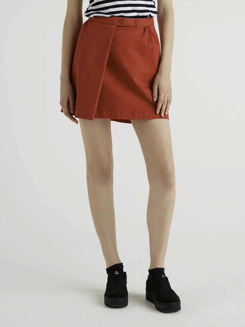 BENETTON Φούστα mini 4GD7506P5 20P615