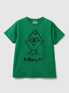T-shirt Keith Haring unisex