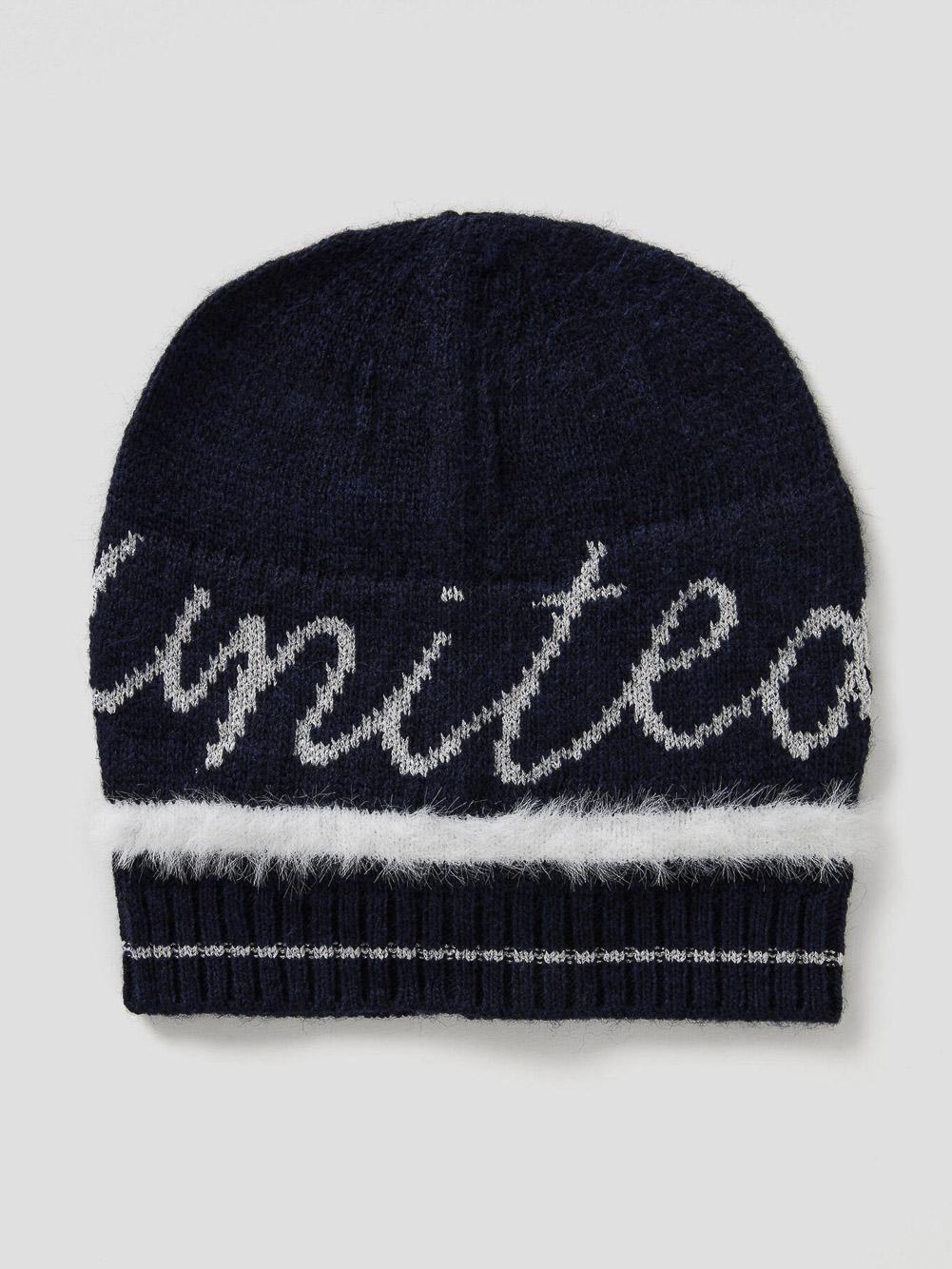 012 BENETTON Καπέλο από πλεκτό ύφασμα 1176Q0329 20A901