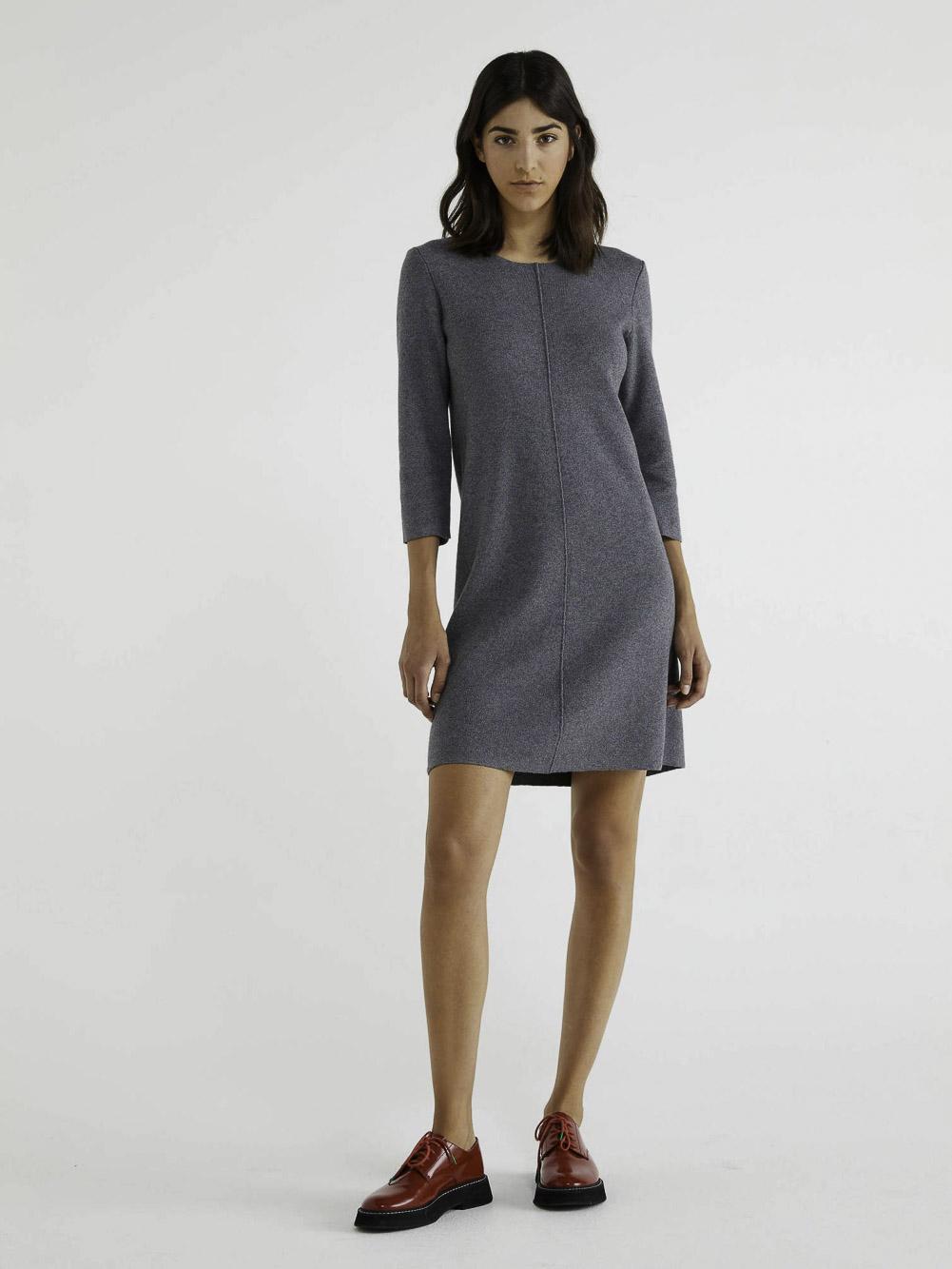 BENETTON Φόρεμα μανίκια 3/4 105WV1N09 20A507