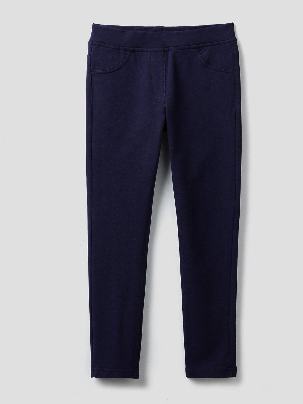 012 BENETTON Παντελόνι super skinny φούτερ 4CY457LY0 20A252