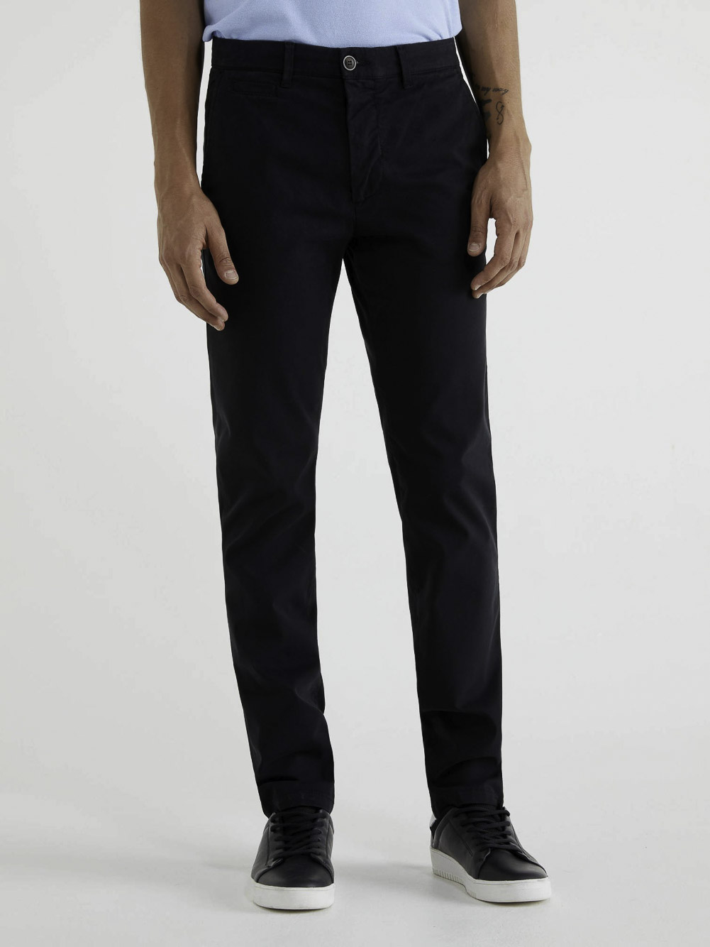 BENETTON Chino stretch slim fit 4DKH55I18 20A100