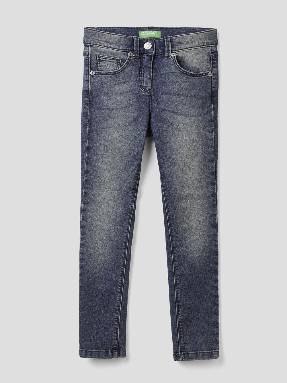 012 BENETTON Τζιν με πέντε τσέπες skinny fit 4DUR57LV0 20A911