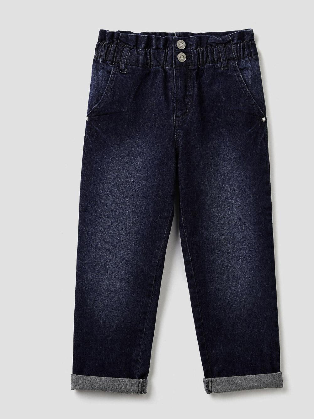 012 BENETTON Τζιν παντελόνι 4DUR55CI0 20A911