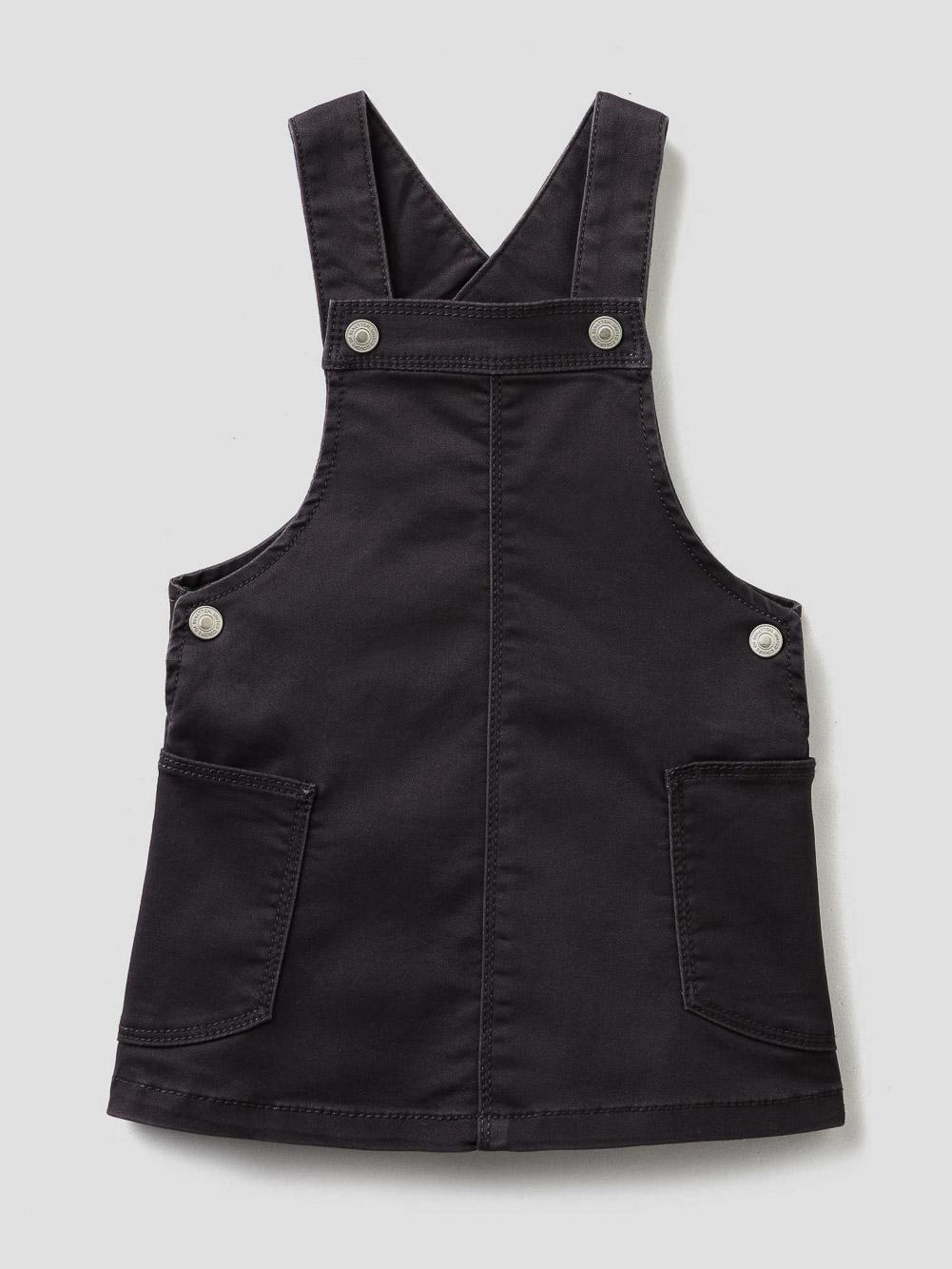012 BENETTON Φούστα σαλοπέτα με τσέπες 4JM1582U0 20A041