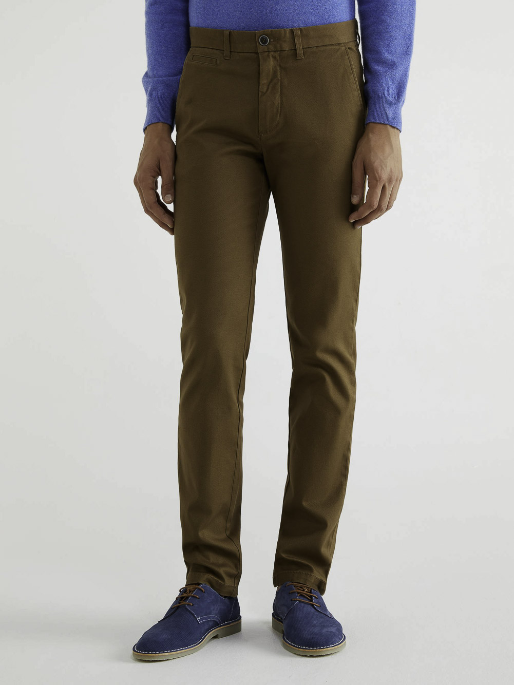 BENETTON Chino slim fit 4EG355ID8 20A0B1