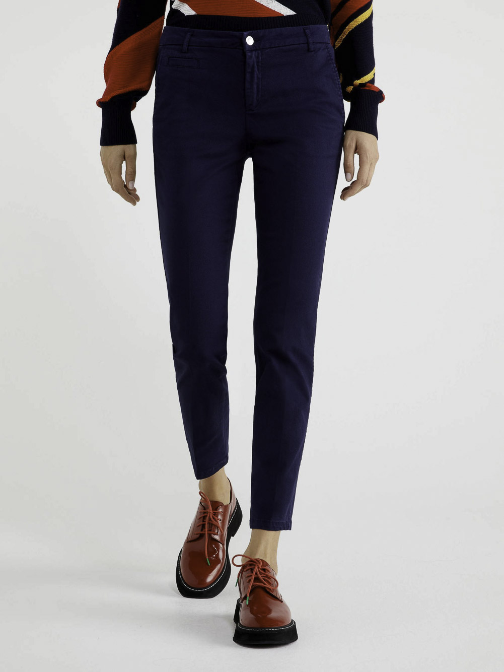 BENETTON Παντελόνι Chino 4GD7558S3 20A616