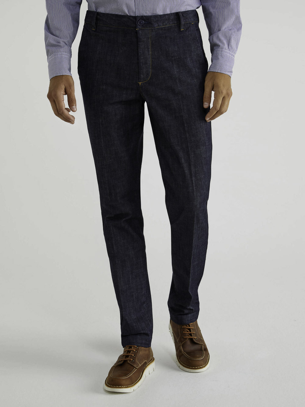 BENETTON Chino τζιν slim fit 4GZ755I38 20A905