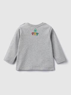 "T-shirt με τύπωμα ""Keith Haring"""