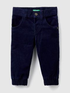 Παντελόνι από ελαστικό βελούδο