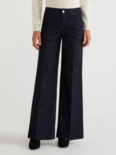 Παντελόνια καμπάνα από denim