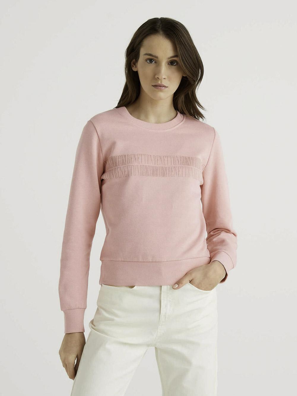 BENETTON Μπλούζα t-shirt 3J68E19E3 21P03A