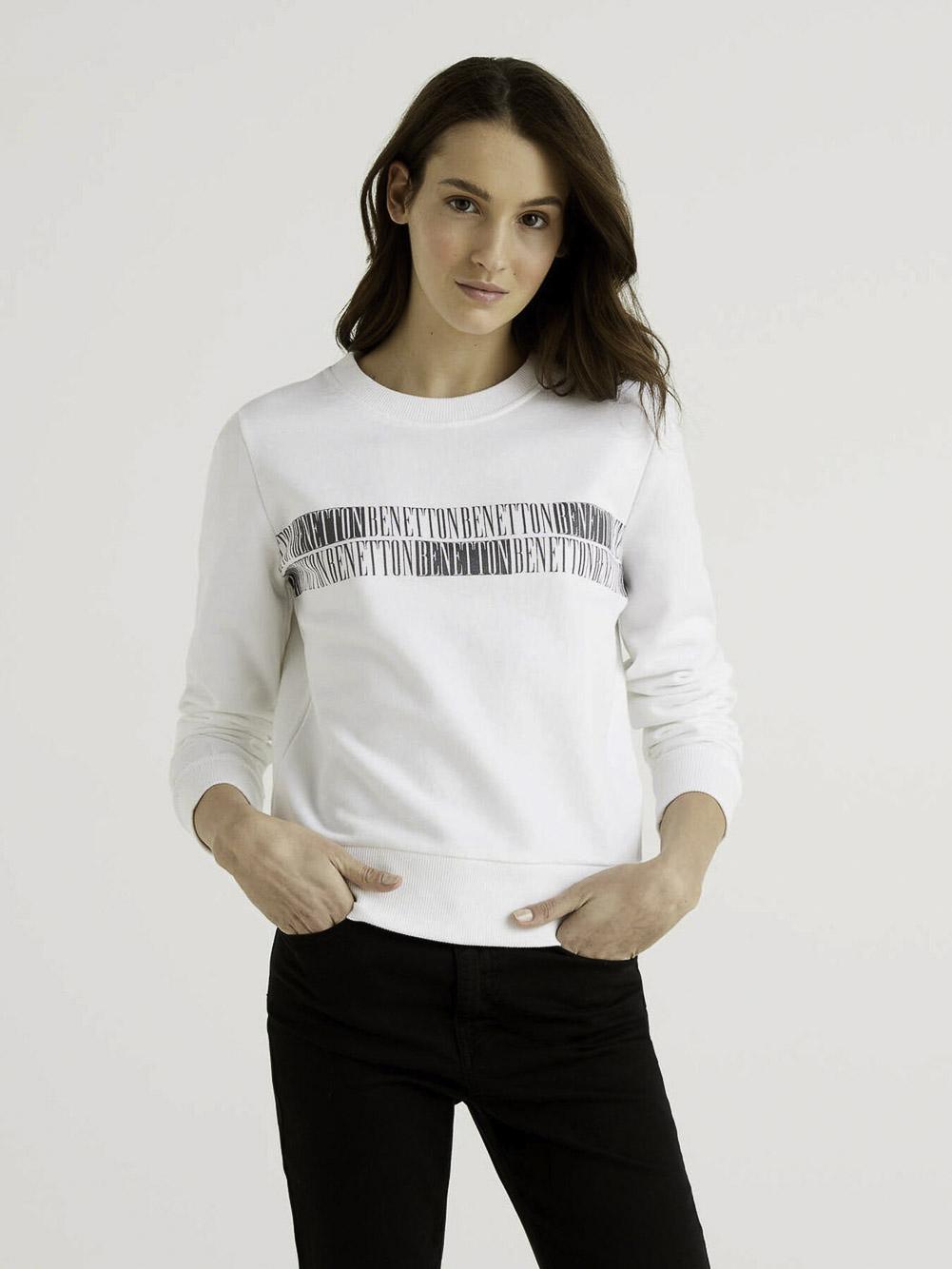 BENETTON Μπλούζα t-shirt 3J68E19E3 21P101