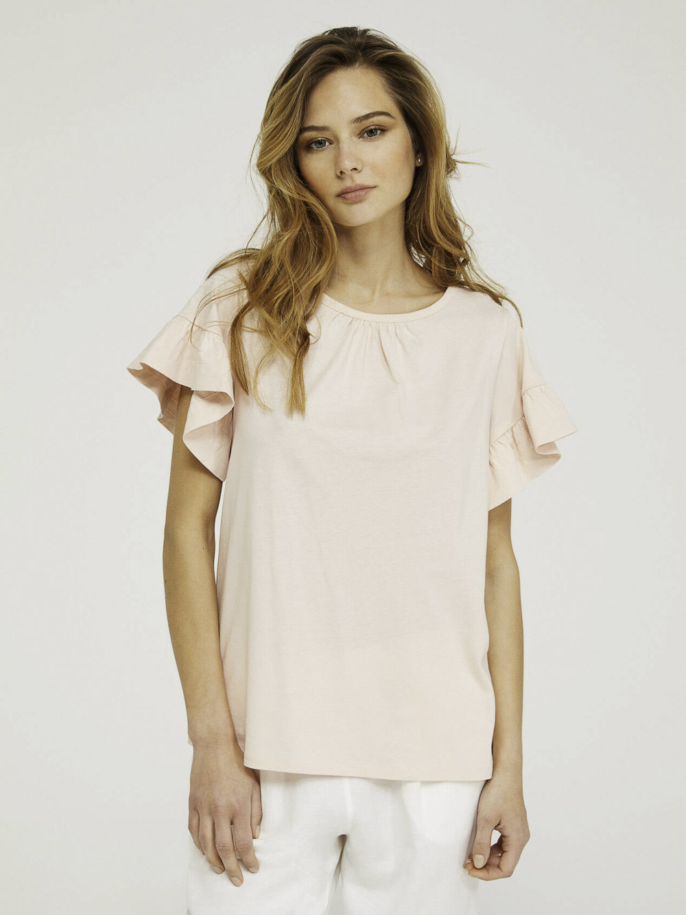 SISLEY Μπλούζα t-shirt 3I1XL12QA 21P0C1