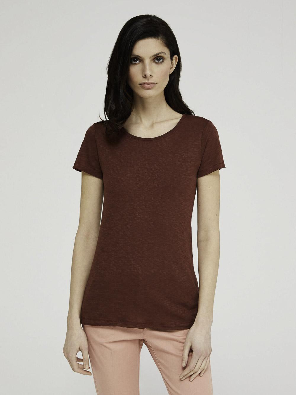 SISLEY Μπλούζα t-shirt 3FD4L11A2 21P07B