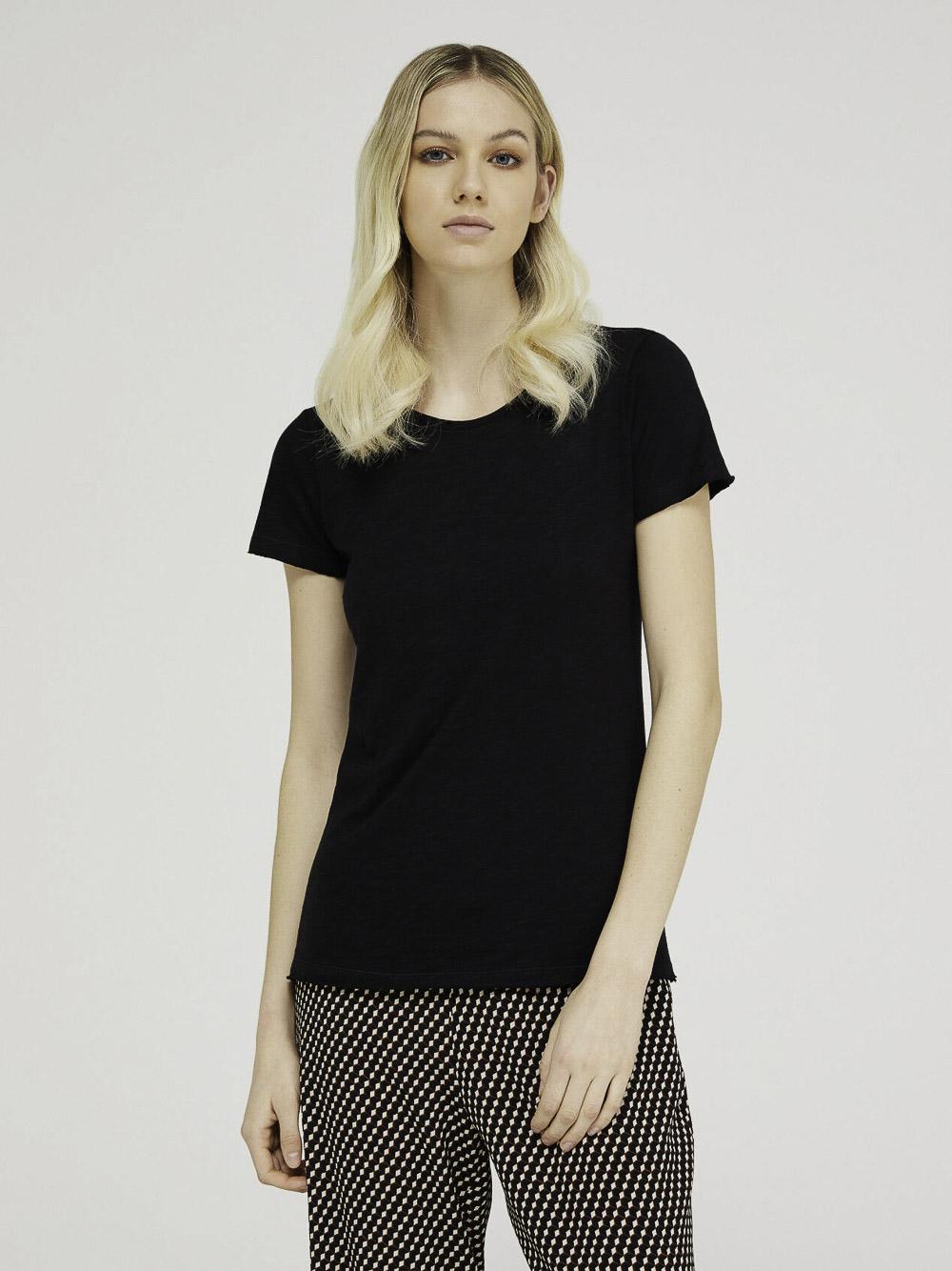 SISLEY Μπλούζα t-shirt 3FD4L11A2 21P100