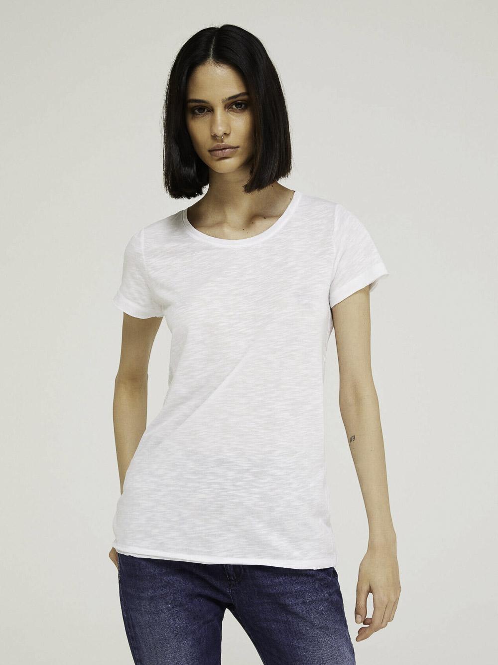 SISLEY Μπλούζα t-shirt 3FD4L11A2 21P101