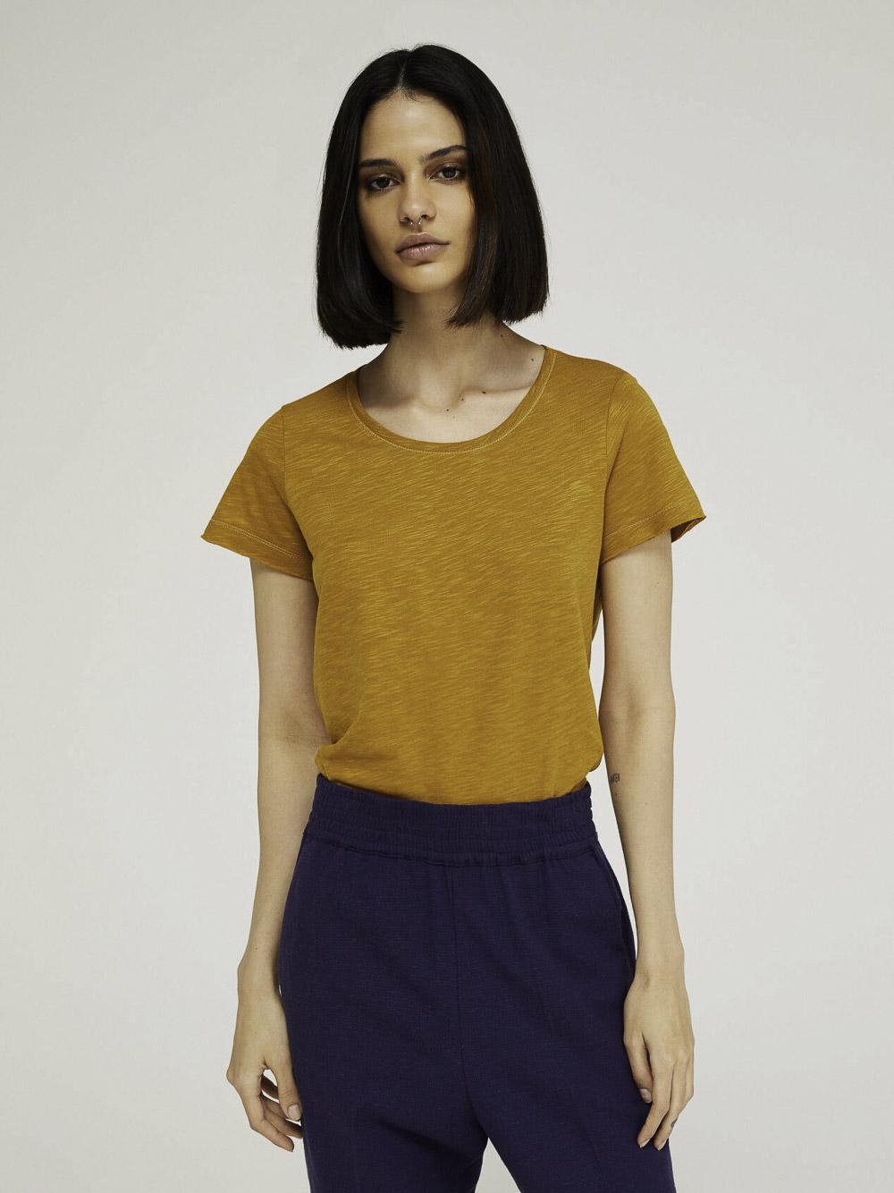 SISLEY Μπλούζα t-shirt 3FD4L11A2 21P14V