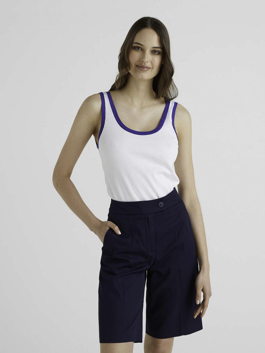 BENETTON Μπλούζα t-shirt 3HNQE8435 21P901