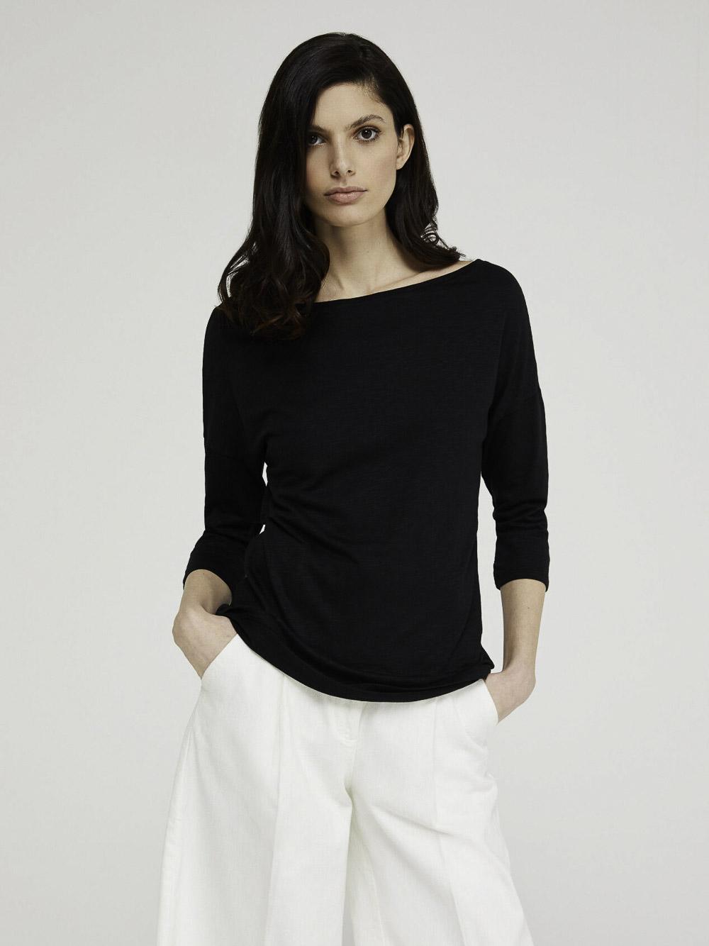 SISLEY Μπλούζα t-shirt 3FD4L12EE 21P100